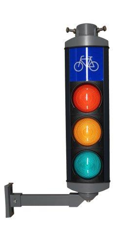 42V Cykellykta hängande (Rektangulär cykelsymbol)