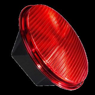 LED-enhet röd 210 mm 230 VAC