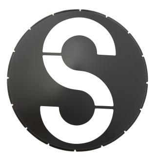 S symbol för buss