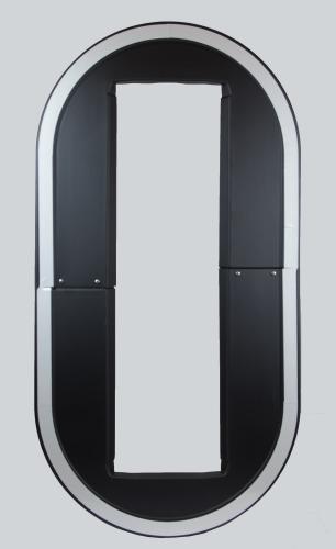 Bakgrundsskärm Standard för 3-skens-lykta