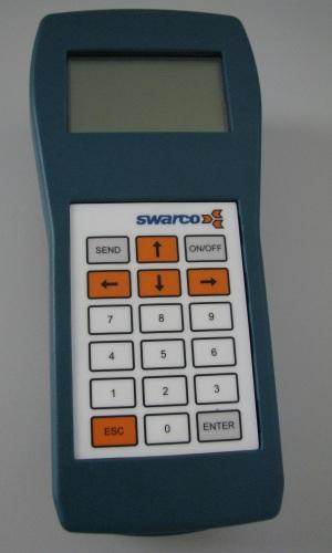 SWARCO IR handheld