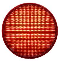 LED-enhet Röd 200mm LED 24VDC