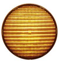 LED-enhet Gul 200mm LED 42VAC