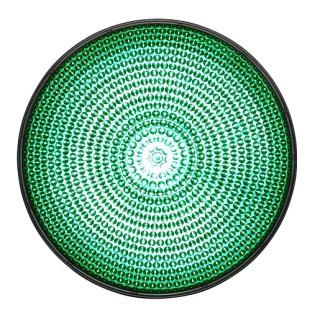 LED-enhet Grön 100mm LED 42VAC