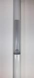 Signalstolpe alu. 114 - 2600 mm